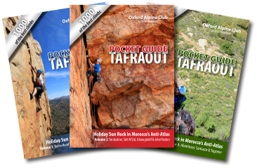 New Tafraout Pocket Guidebooks